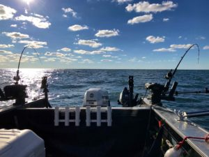 Downrigging Georgian Bay A