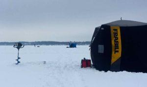 Frabill Ice Hut AAA