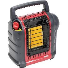 Mr. Heater Portable Buddy Propane Heater Logo