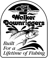 Walker Downriggers Logo