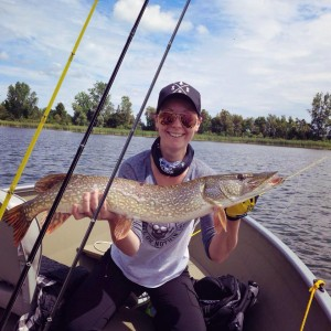 Britt Guelph Lake 44 Inch Beast Northern Pike A