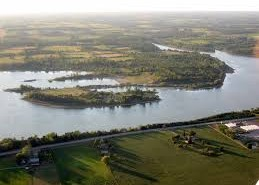 Guelph Lake Conservation Area Arial