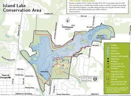 Island Lake Conservation Area Orangeville Reservoir