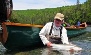 Atlantic Salmon Bonaventure and Petite Cascapedia AA