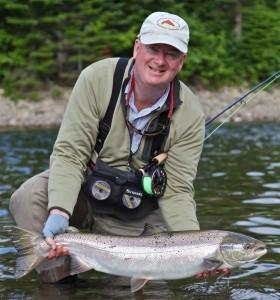Ian Martin - Atlantic Salmon for BIO