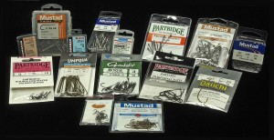 Fly Tying Hook Assortment in Box A