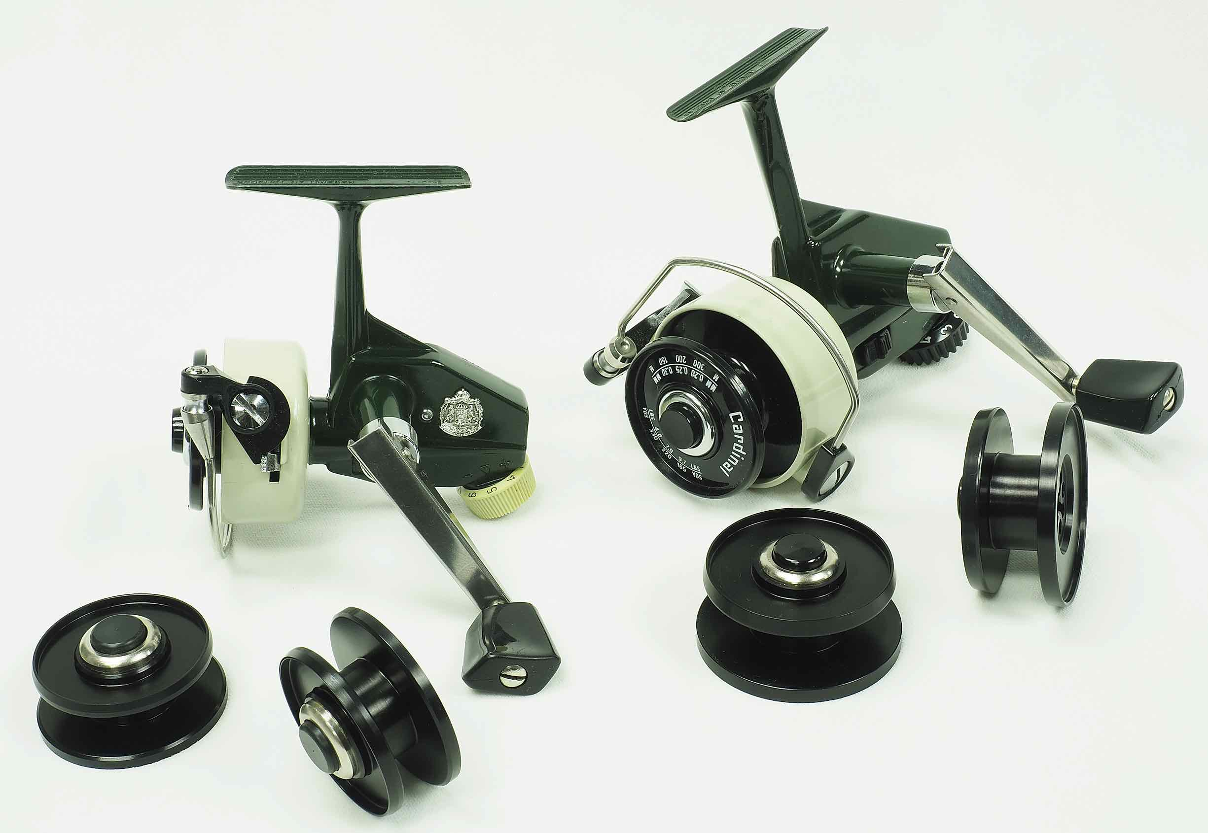 Abu Garcia Vintage C3 and C4 Aluminum Spool AA