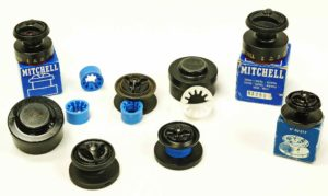Mitchell 300 Spare Spools and Spacers B