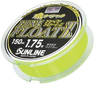 Sunline Fine Float II Monofilament Line Image
