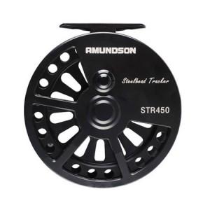 Amundsen STR450 Centerpin Float Reel Back Image