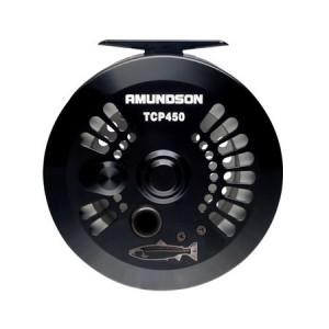 Amundsen TCP450 Centerpin Float Reel Back Image