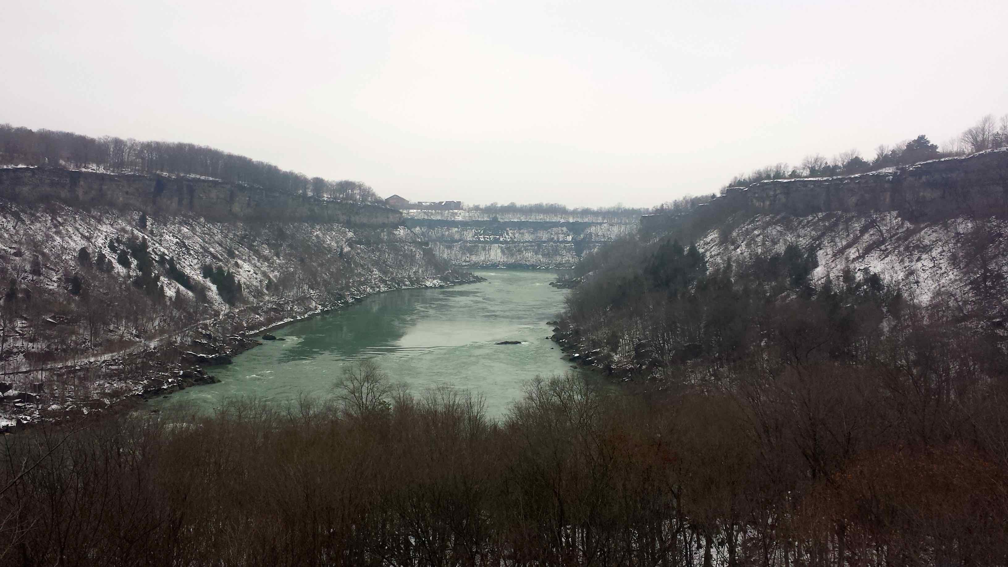 The Niagara River The Glenn BBBB