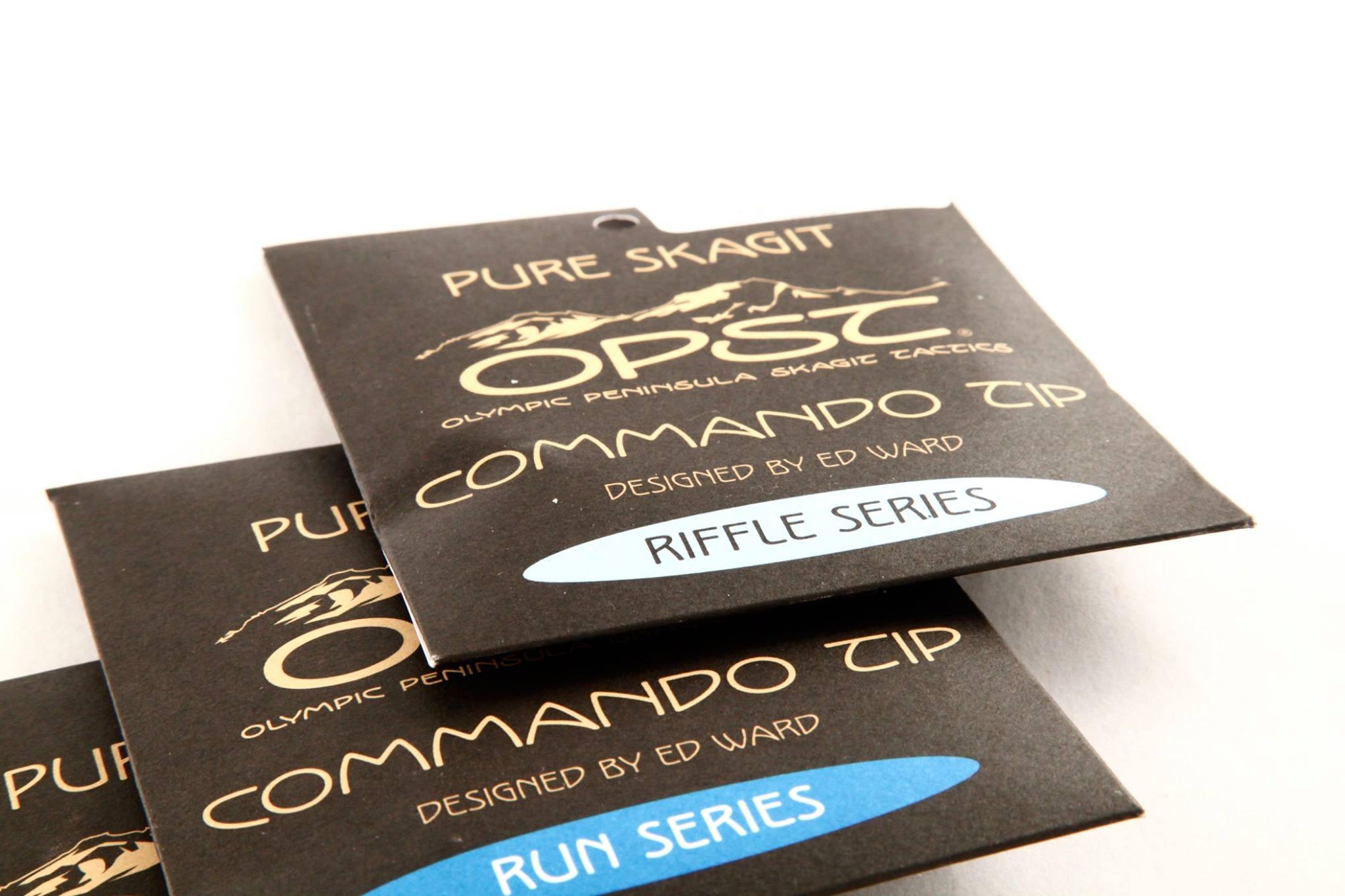 OPST Commando Tips A