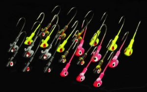 Assorted Stand Up Jig Heads AA