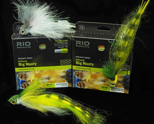 RIO Big Nasty In-Touch Fly Lines.