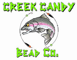Creek Candy Bead Co.- Steelhead Beads Assortment.