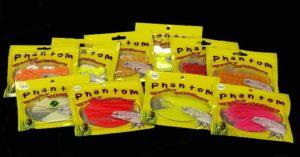 Redwing Tackle Phantom Wiggler Assortment