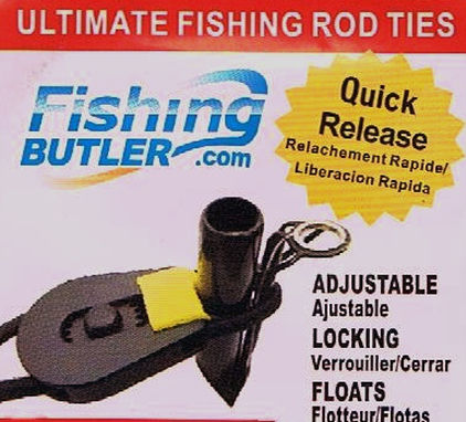 The Fishing Butler logo