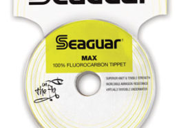 Seaguar Max 100% Fluorocarbon Tippet Material