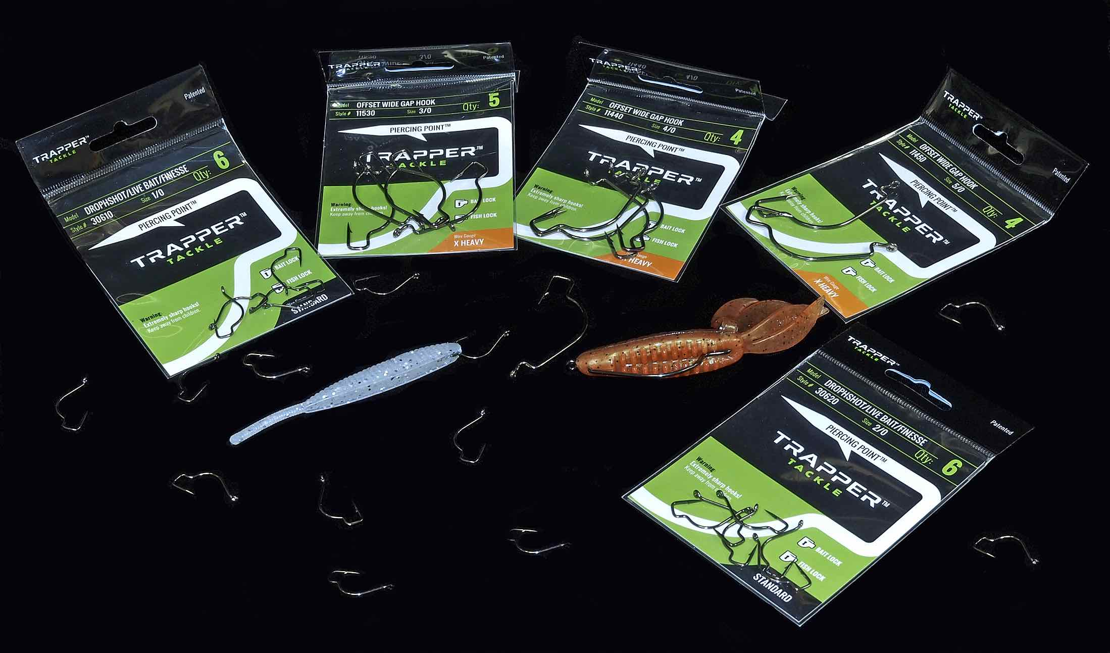 Trapper Tckle Trapper Hook Assortment