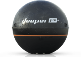 Deeper Smart Sonar PRO+ fishfinder