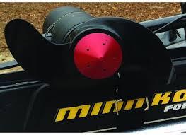 G-Force ELIMINATOR Trolling Motor Prop Nut.