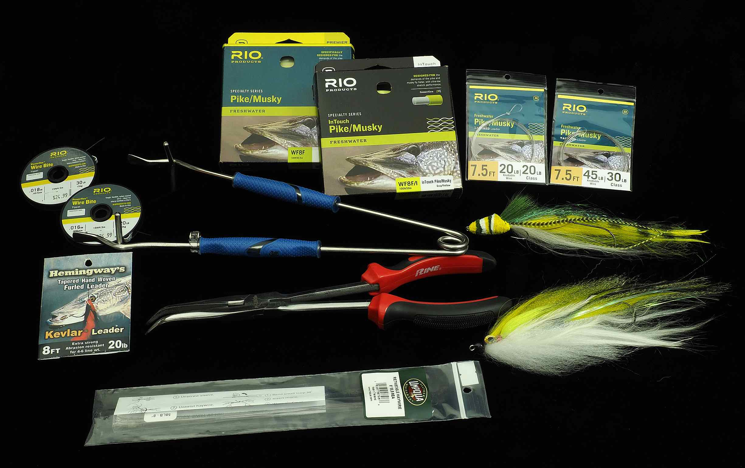 Fly Fishing for Toothy Musky and Pike AA