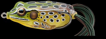 Weedless Topwater Frogs