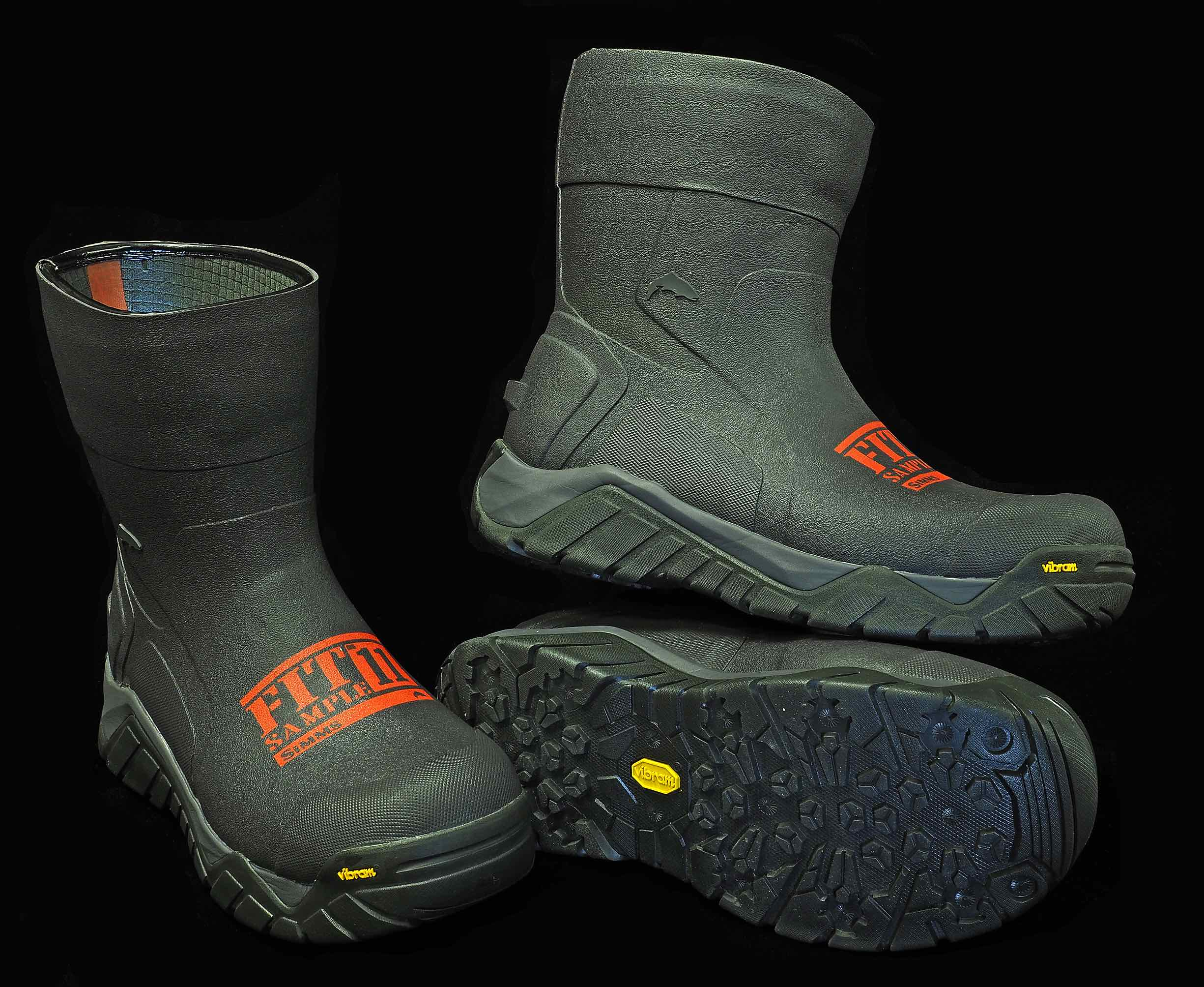 2017 Simms Vibram Boot Fit Kit