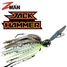 The Z-Man Jack Hammer.