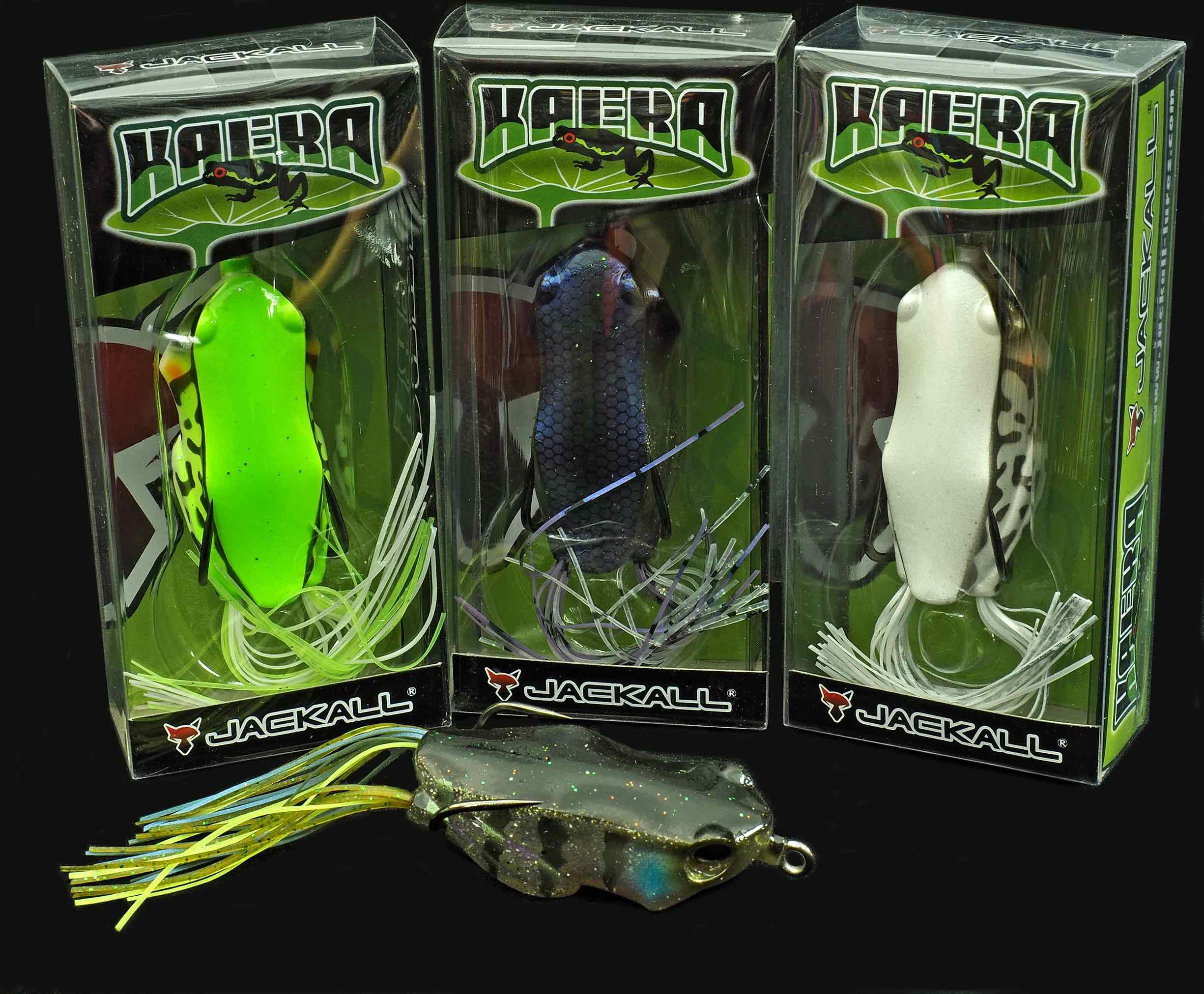 Jackall Kaera Weedless Frog