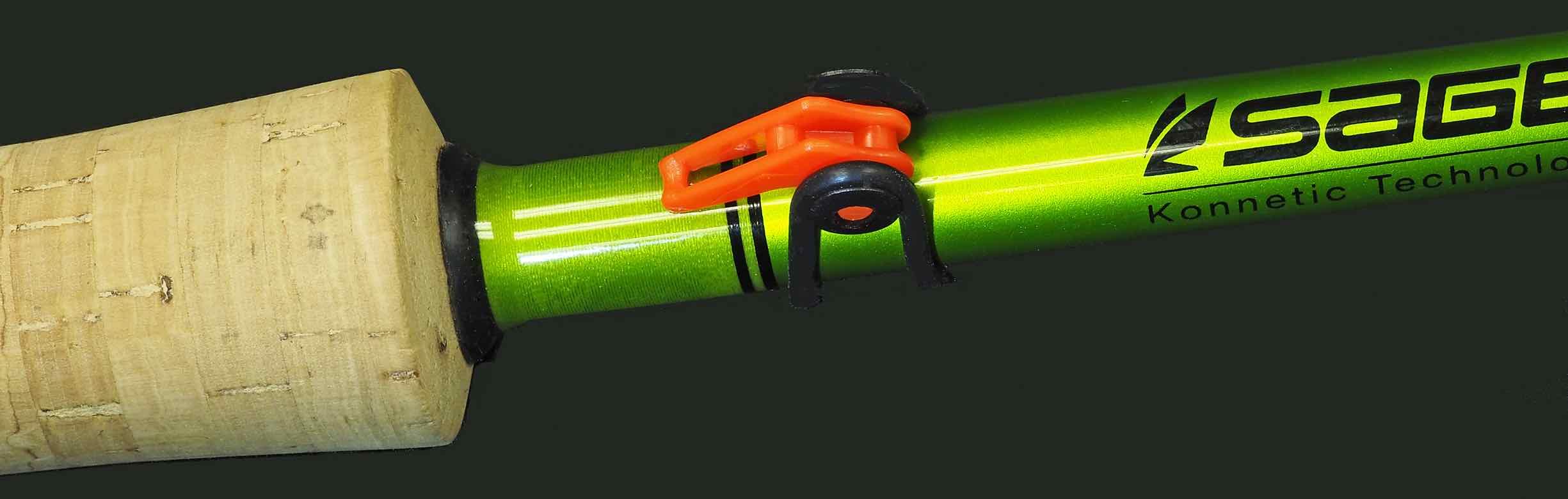 Fuji EZ Keeper & Lindy Hook-A-Loop Hook Keeper Addition.