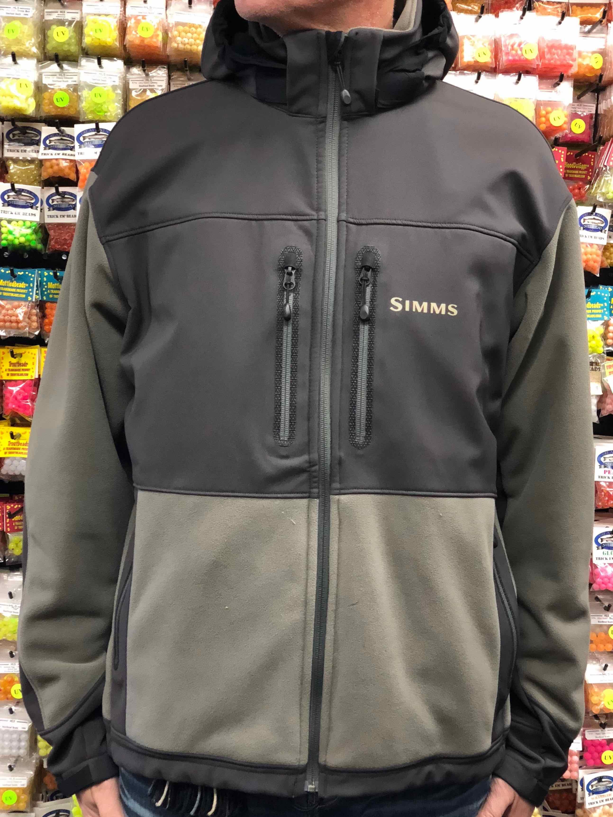 Simms Windstopper Soft Shell Jacket - LIKE NEW! - $75