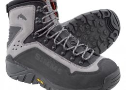 Simms G3 Guide Boots Wading Boot Insert and Right Angle Footbed A
