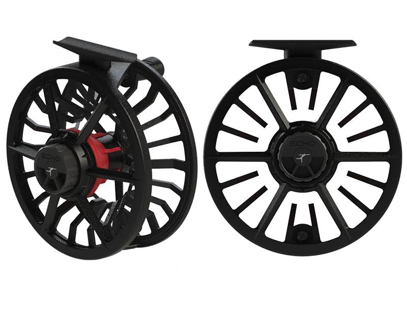 The Echo Bravo Fly Reel