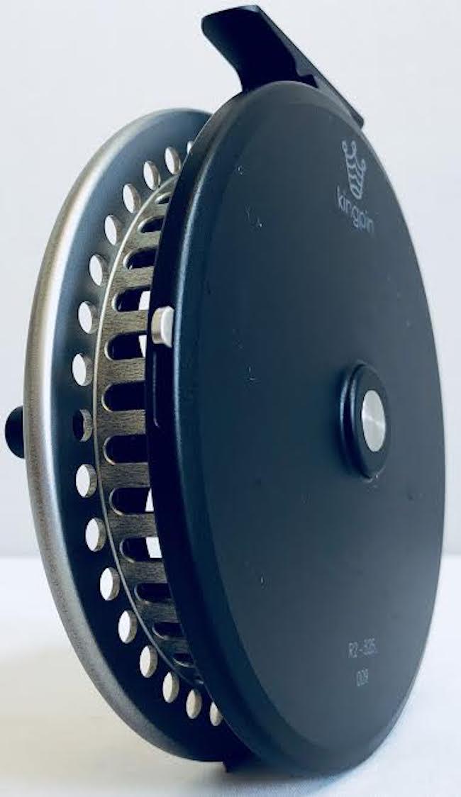"The Kingpin 525 R2 5 1/4"" Centerpin Float Reel"