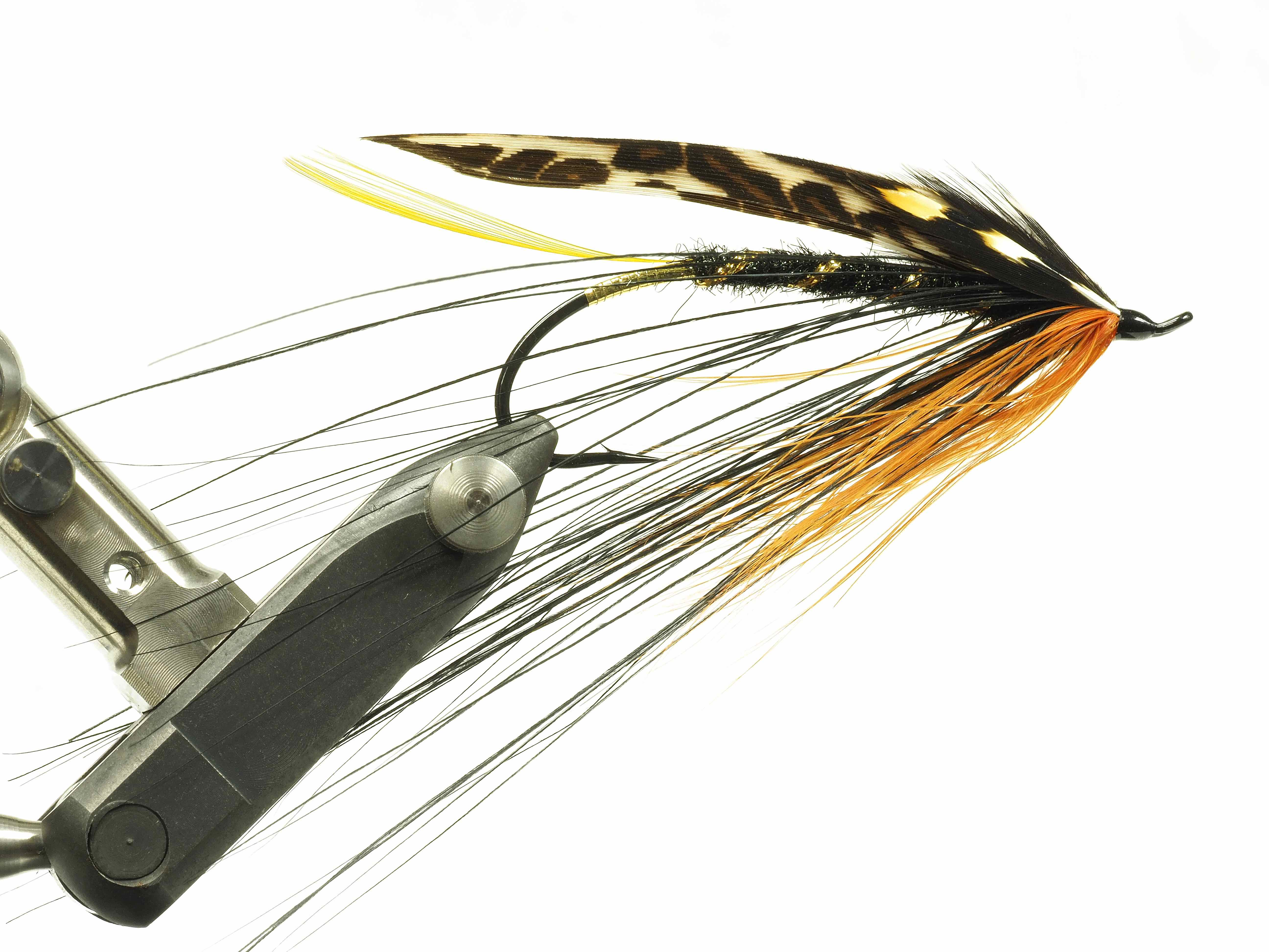 Heron Fly Tying Feathers.