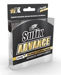 NEW SUFIX ADVANCE ADVANCED MONOFILAMENT