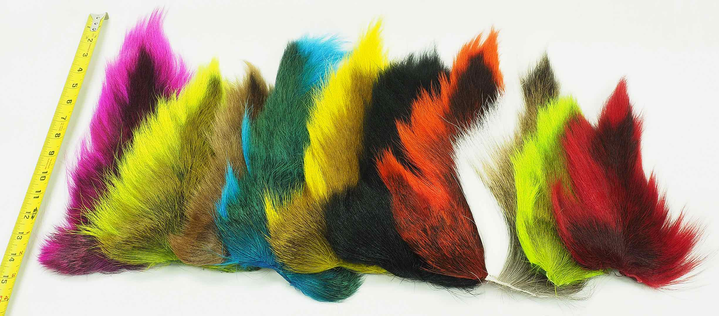 Bucktail or Deer Tail Fly Tying Material