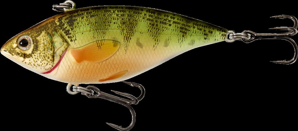 LIVETARGET Yellow Perch Rattlebait