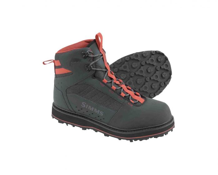 Simms Tributary Rubber Sole Wading Boot