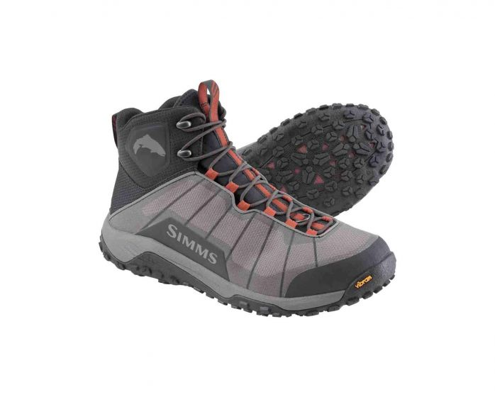 Simms Flyweight Rubber Sole Wading Boot