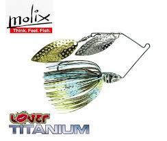 Molix Lover Titanium Spinnerbait