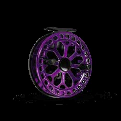 2019 Rapala R-Type RTC450 Centerpin Float Reel Series Purple A
