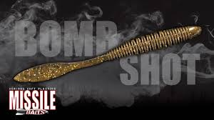 The Missile Baits Bomb Shot Worm.
