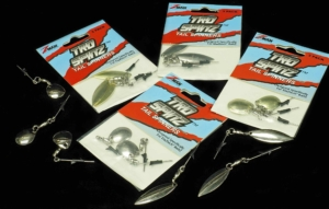 Z-Man TRD SpinZ Tail Spinners