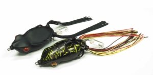 River2Sea Frog Kit Clear 2 Rattles 1 Plopper Tail for sale online