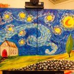Delta Starry Night