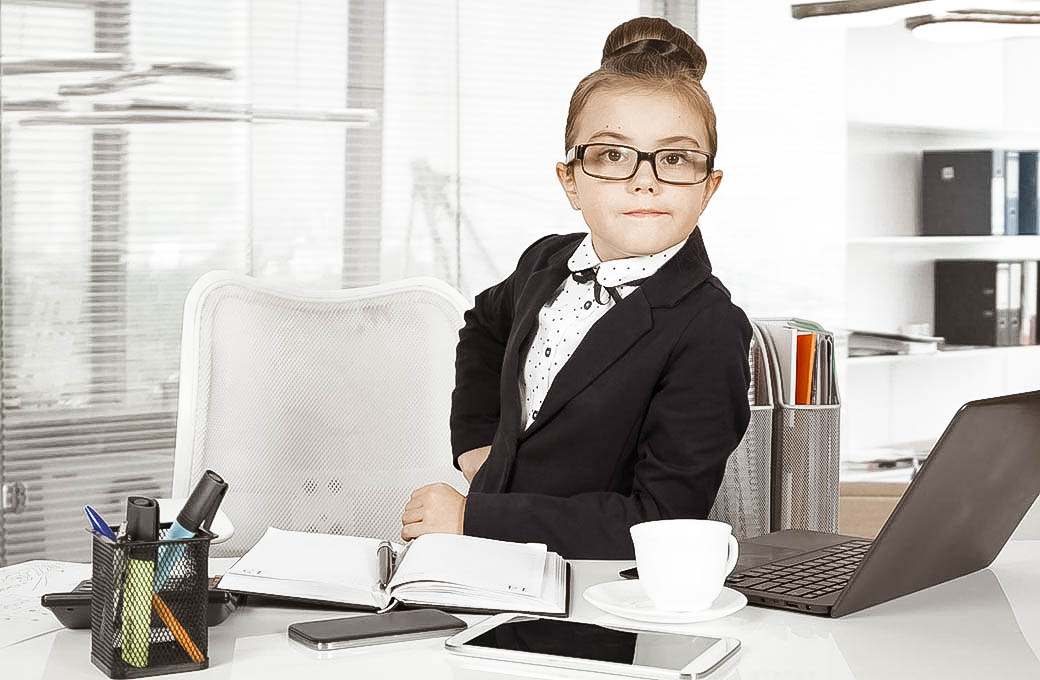 5 Things Kids & Successful Entrepreneurs Have In Common