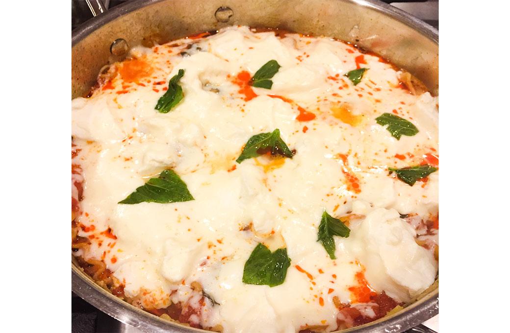 easy-skillet-lasagna-recipe